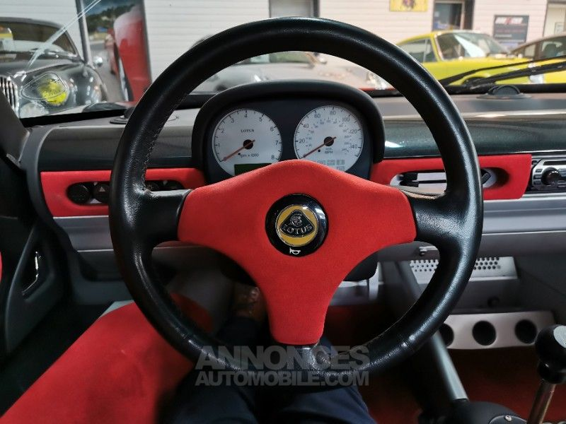 Lotus Elise S1 160 Sport - <small></small> 36.990 € <small>TTC</small> - #15