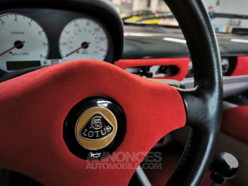 Lotus Elise S1 160 Sport - <small></small> 36.990 € <small>TTC</small> - #16