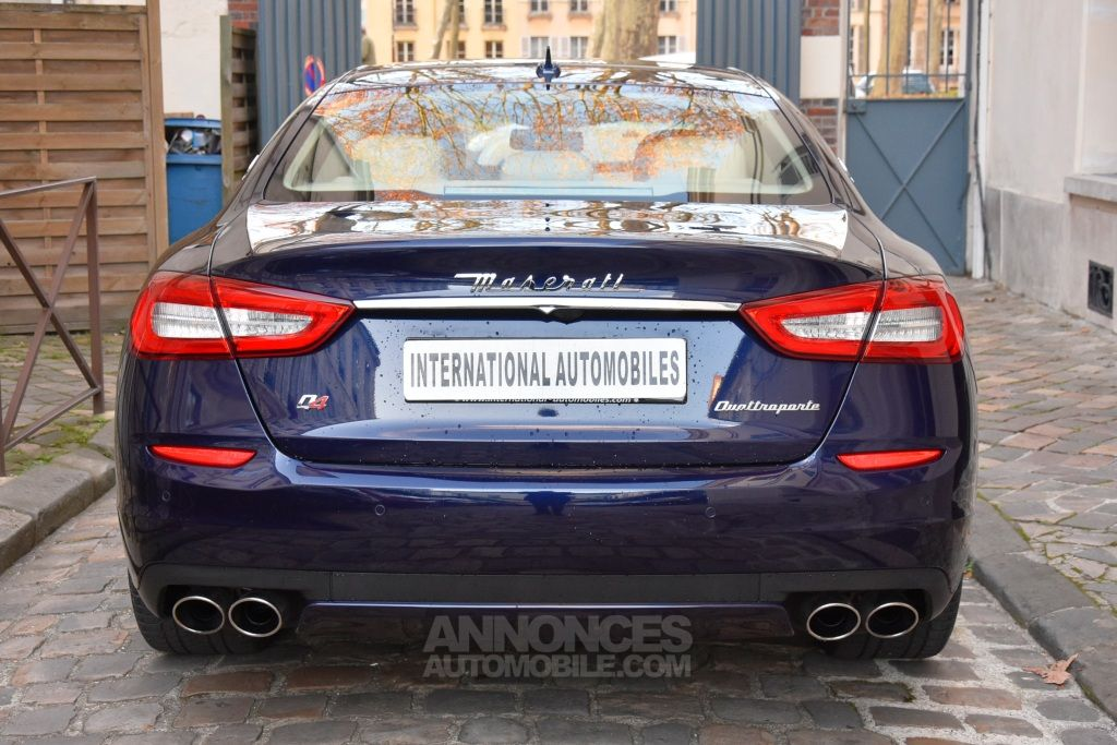 Maserati Quattroporte VI 3.0 V6 S Q4 - <small></small> 65.000 € <small></small> - #5