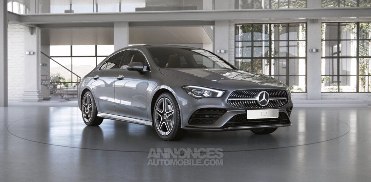 Mercedes CLA 180 Coupé AMG Line 2020 - <small></small> 38.608 € <small>TTC</small> - #2
