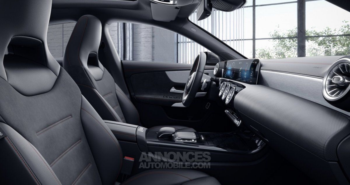 Mercedes CLA 180 Coupé AMG Line 2020 - <small></small> 38.608 € <small>TTC</small> - #7
