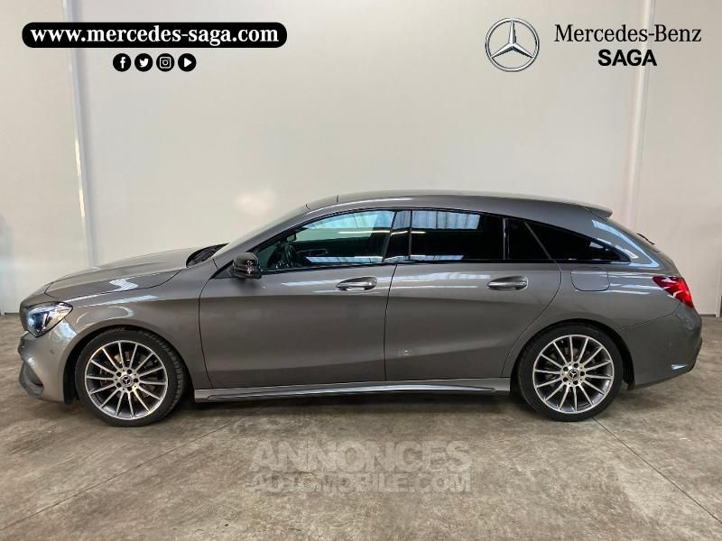 Mercedes CLA Shooting Brake 220 d Fascination 7G-DCT - <small></small> 28.800 € <small>TTC</small> - #4