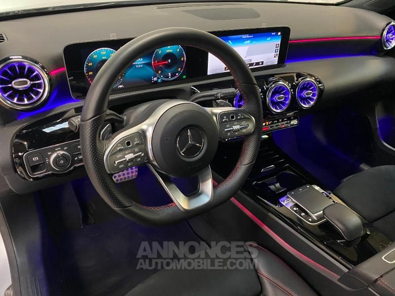 Mercedes Classe A 180 d 116ch AMG Line 7G-DCT - <small></small> 30.900 € <small>TTC</small> - #9