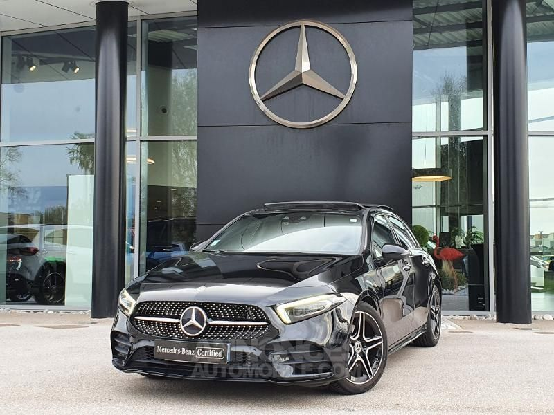 Mercedes Classe A 180 d 116ch AMG Line 7G-DCT - <small></small> 34.500 € <small>TTC</small> - #1