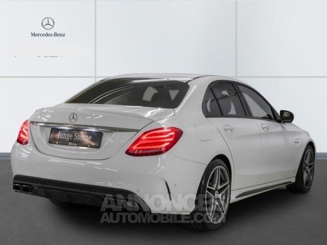 mercedes classe c 63 amg blanche occasion eschentzwiller 68 haut rhin n 4163632 annonces. Black Bedroom Furniture Sets. Home Design Ideas