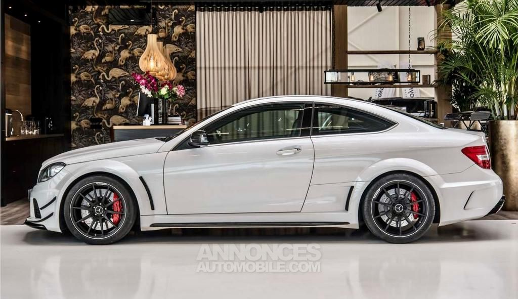Mercedes Classe C 63 AMG COUPE BLACK SERIES - <small></small> 119.900 € <small>TTC</small> - #2