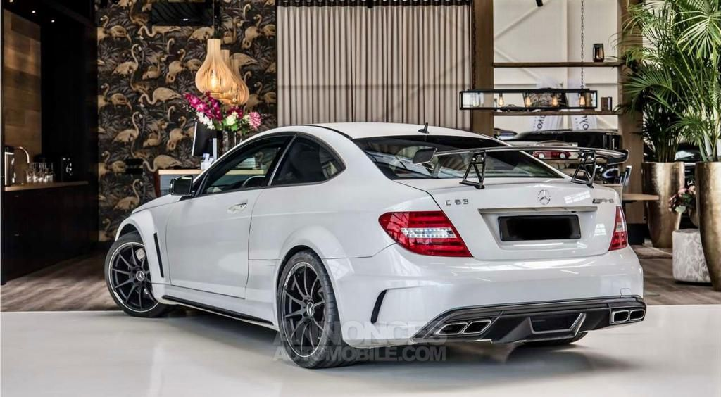 Mercedes Classe C 63 AMG COUPE BLACK SERIES - <small></small> 119.900 € <small>TTC</small> - #3