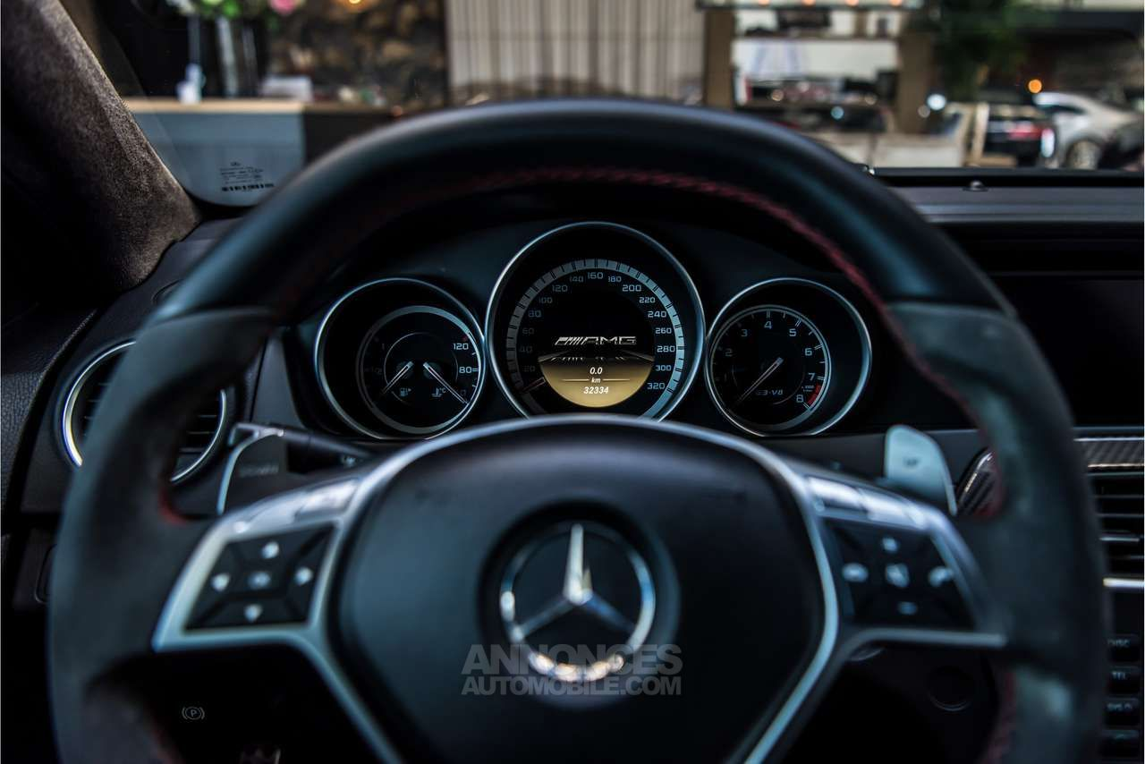 Mercedes Classe C 63 AMG COUPE BLACK SERIES - <small></small> 119.900 € <small>TTC</small> - #7