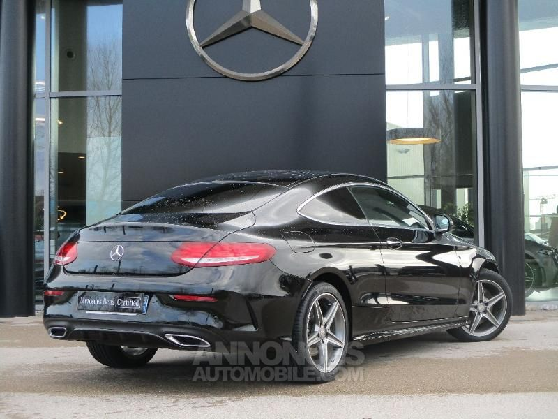 Mercedes Classe C Coupe Sport 250 d 204ch Fascination 9G-Tronic - <small></small> 35.900 € <small>TTC</small> - #2