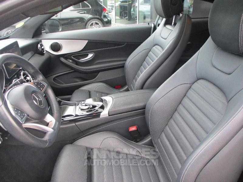 Mercedes Classe C Coupe Sport 250 d 204ch Fascination 9G-Tronic - <small></small> 35.900 € <small>TTC</small> - #6