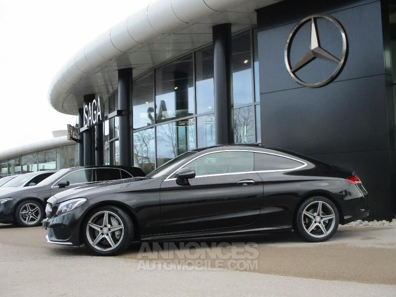 Mercedes Classe C Coupe Sport 250 d 204ch Fascination 9G-Tronic - <small></small> 35.900 € <small>TTC</small> - #9