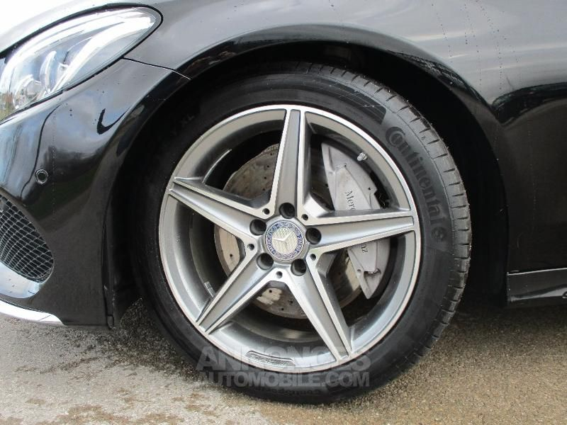 Mercedes Classe C Coupe Sport 250 d 204ch Fascination 9G-Tronic - <small></small> 35.900 € <small>TTC</small> - #10
