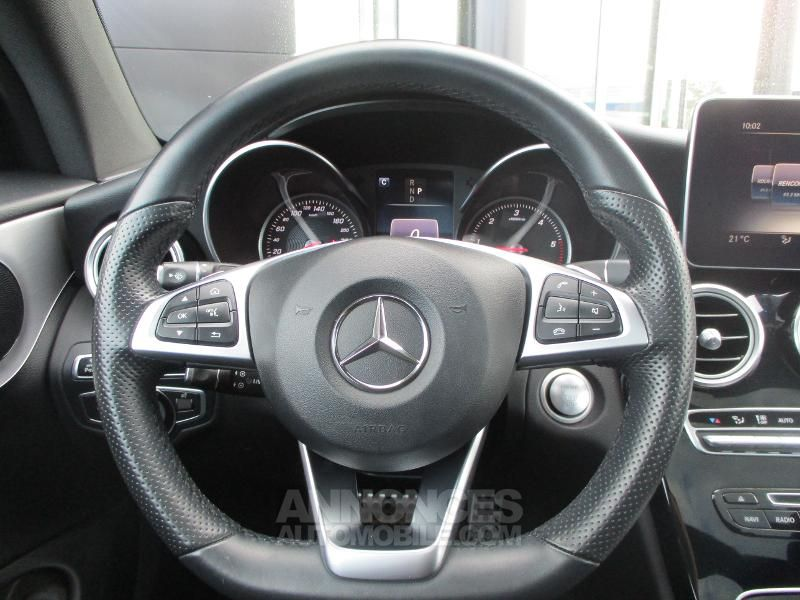 Mercedes Classe C Coupe Sport 250 d 204ch Fascination 9G-Tronic - <small></small> 35.900 € <small>TTC</small> - #17
