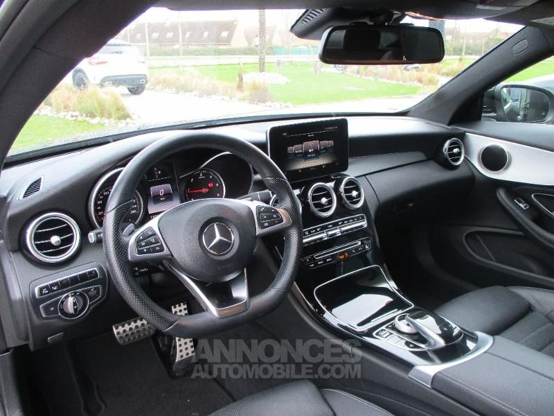 Mercedes Classe C Coupe Sport 250 d 204ch Fascination 9G-Tronic - <small></small> 35.900 € <small>TTC</small> - #19