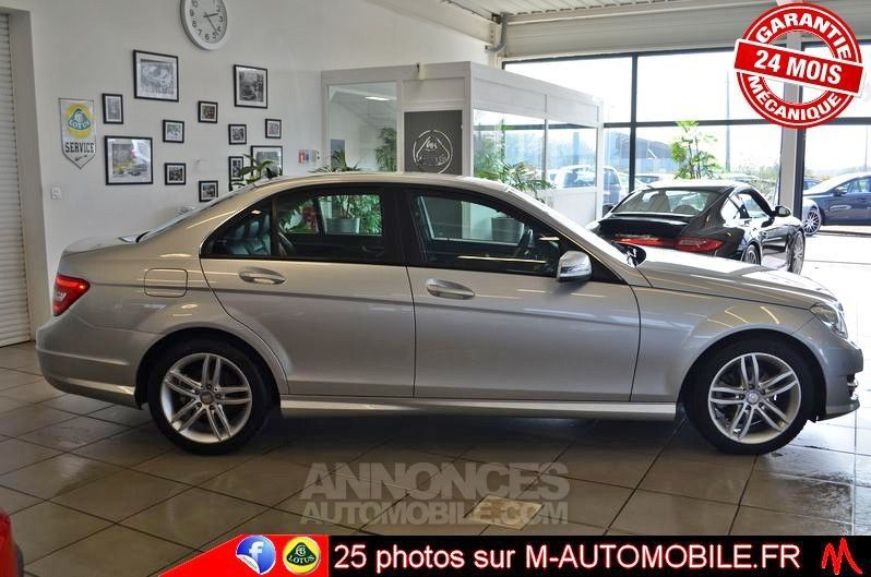 Mercedes Classe C W204 180 Cdi Business Executive Amg Gris Occasion
