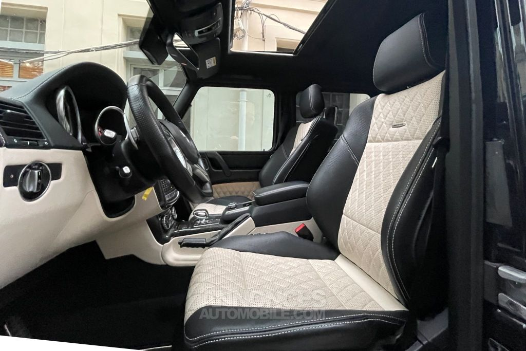 Mercedes Classe G III 63 AMG Long 7G-Tronic Kit Brabus - <small></small> 125.000 € <small>TTC</small> - #12