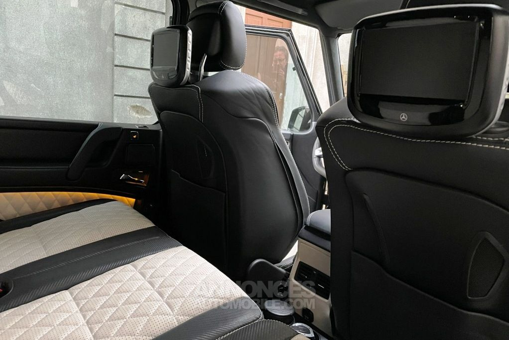 Mercedes Classe G III 63 AMG Long 7G-Tronic Kit Brabus - <small></small> 125.000 € <small>TTC</small> - #15