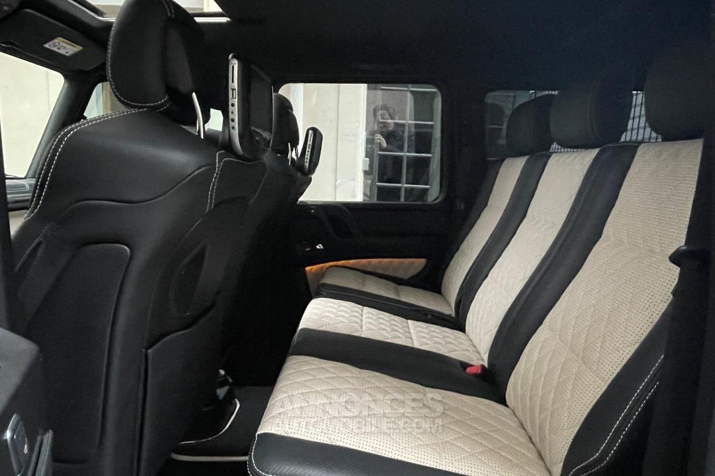 Mercedes Classe G III 63 AMG Long 7G-Tronic Kit Brabus - <small></small> 125.000 € <small>TTC</small> - #16