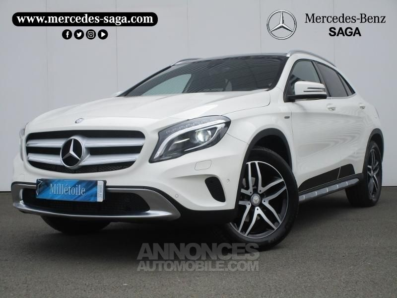 mercedes classe gla 220 d activity edition 7g dct blanc cirrus occasion villev que maine et. Black Bedroom Furniture Sets. Home Design Ideas