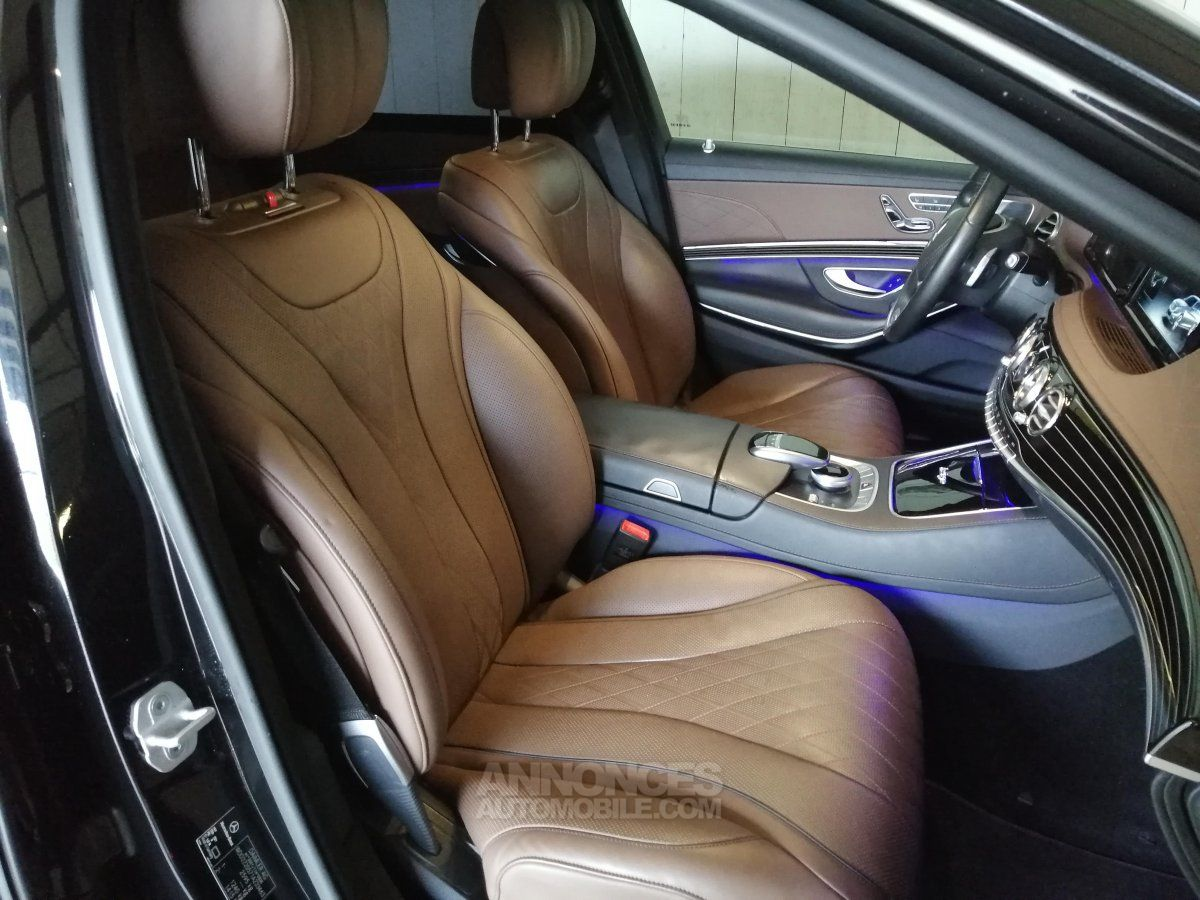 Mercedes Classe S 400H 333 CV EXECUTIVE BVA - <small></small> 49.950 € <small>TTC</small> - #8