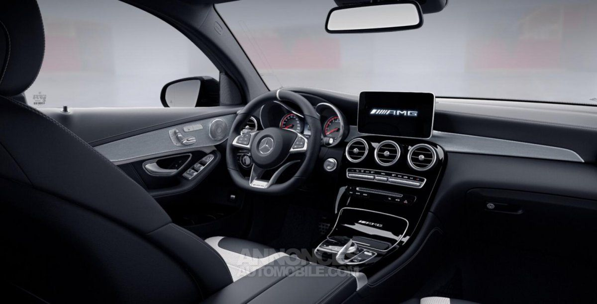 Mercedes GLC Classe  coupe 63 S AMG 4MATIC 2018 - <small></small> 102.608 € <small>TTC</small> - #5