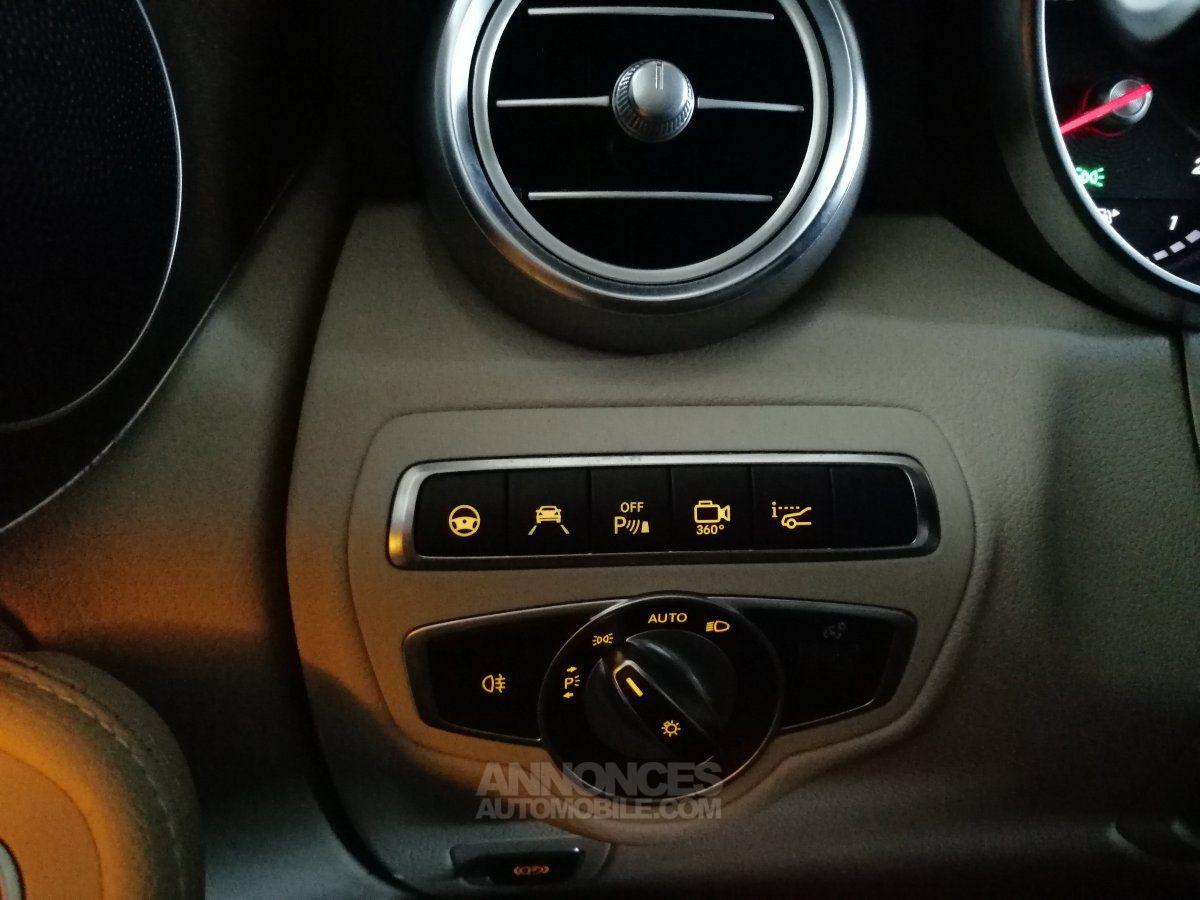Mercedes GLC Coupé 350D FASCINATION 4MATIC BVA - <small></small> 45.950 € <small>TTC</small> - #12