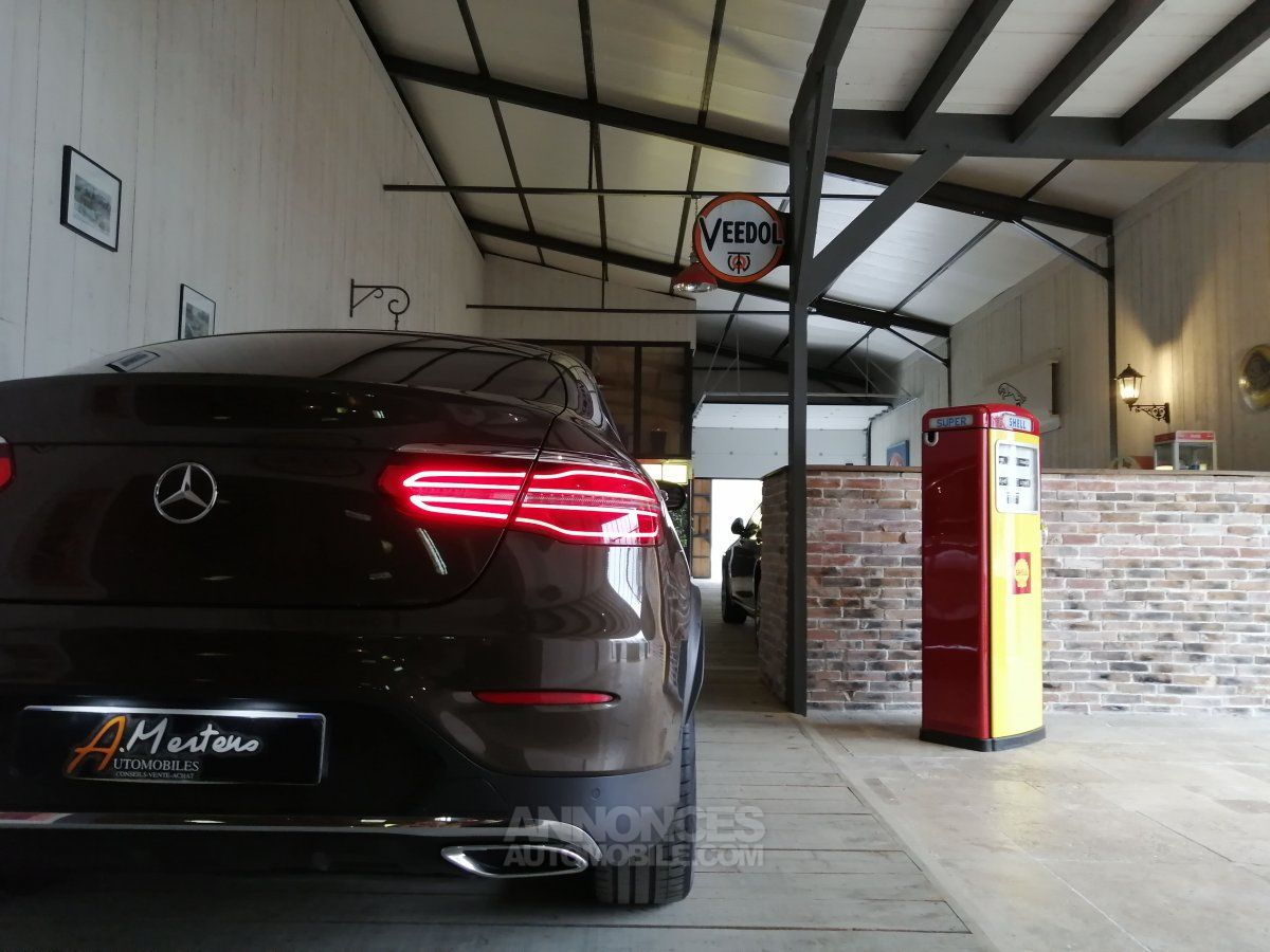 Mercedes GLC Coupé 350D FASCINATION 4MATIC BVA - <small></small> 45.950 € <small>TTC</small> - #17