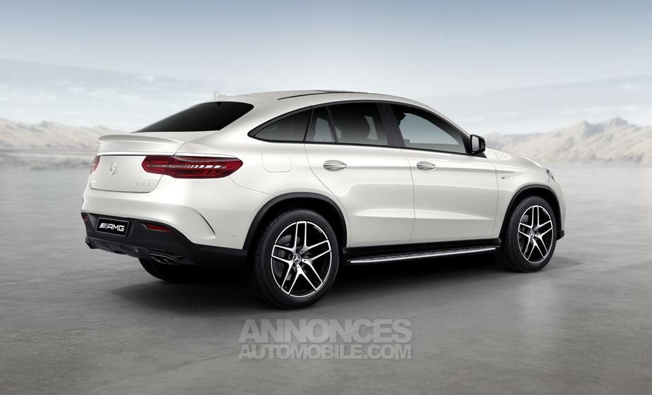 Mercedes GLE Classe  coupe 43 AMG 4Matic 2018 - <small></small> 87.520 € <small>TTC</small> - #2