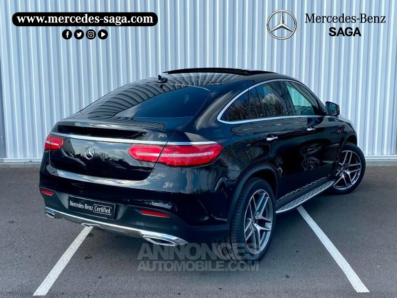 Mercedes GLE Coupé 350 d 258ch Fascination 4Matic 9G-Tronic occasion diesel - Douai, (59) Nord ...