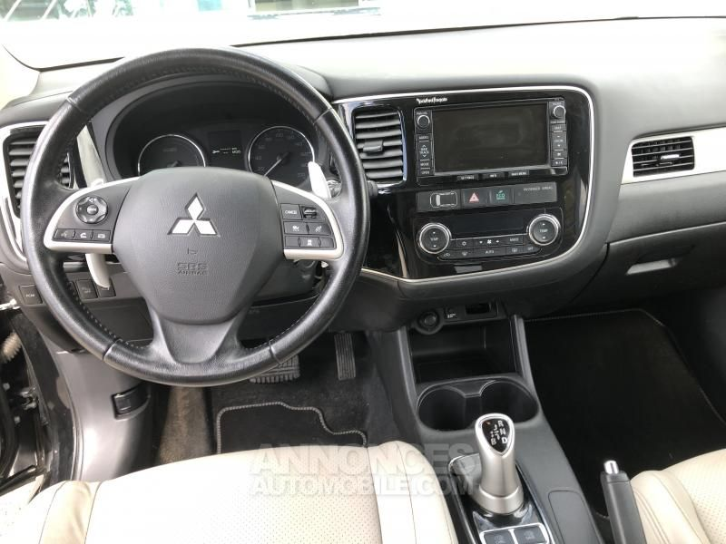 Mitsubishi OUTLANDER PHEV HYBRIDE RECHARGEABLE INSTYLE 4WD - <small></small> 16.990 € <small>TTC</small> - #3