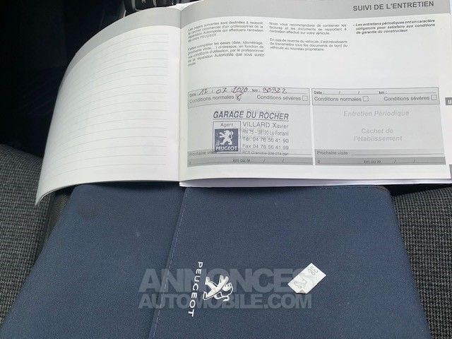 Peugeot 3008 II 1.6 BlueHDi 120ch Allure S&S EAT6 - <small></small> 19.890 € <small>TTC</small> - #17