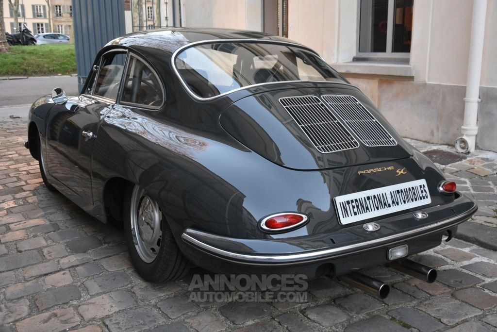 Porsche 356 sc - <small></small> 90.000 € <small>TTC</small> - #6