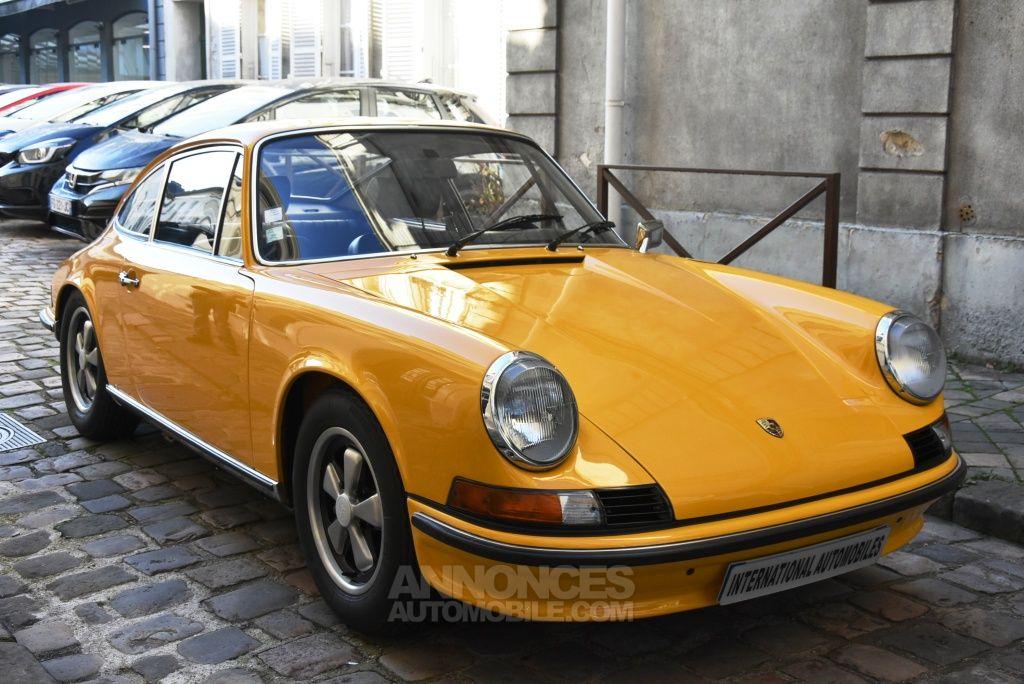 Porsche 911 2.4 S état Concours - <small></small> 180.000 € <small>TTC</small> - #3