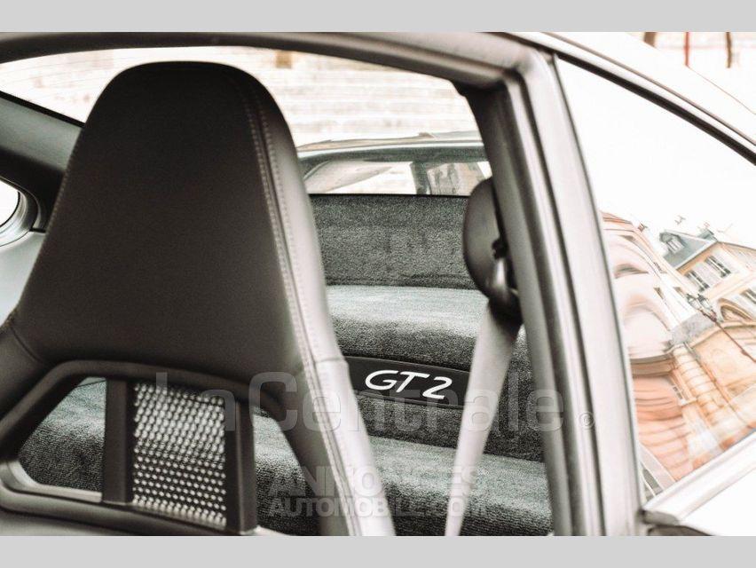 Porsche 911 TYPE 997 (997) (2) 3.6 530 GT2 - <small></small> 149.000 € <small>TTC</small> - #10