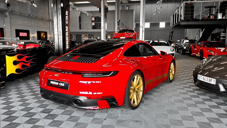 Porsche 992 PORSCHE 911 (992) COUPE 3.0 450 CARRERA 4S PDK8 occasion essence - Saint Laurent Du ...