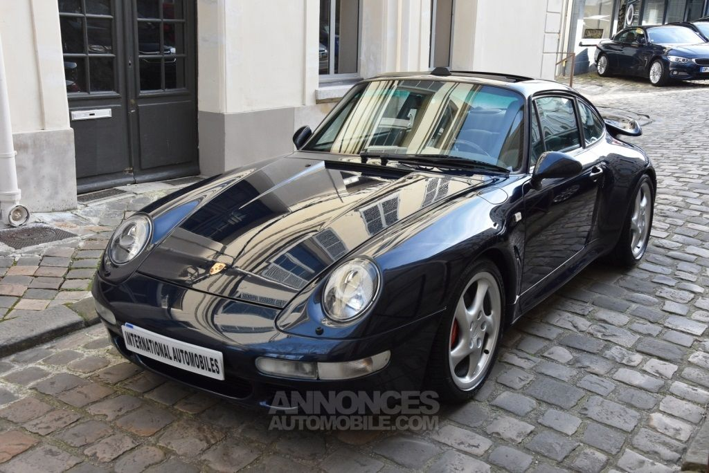 Porsche 993 993 Turbo X50 exclusive - <small></small> 130.000 € <small>TTC</small> - #1