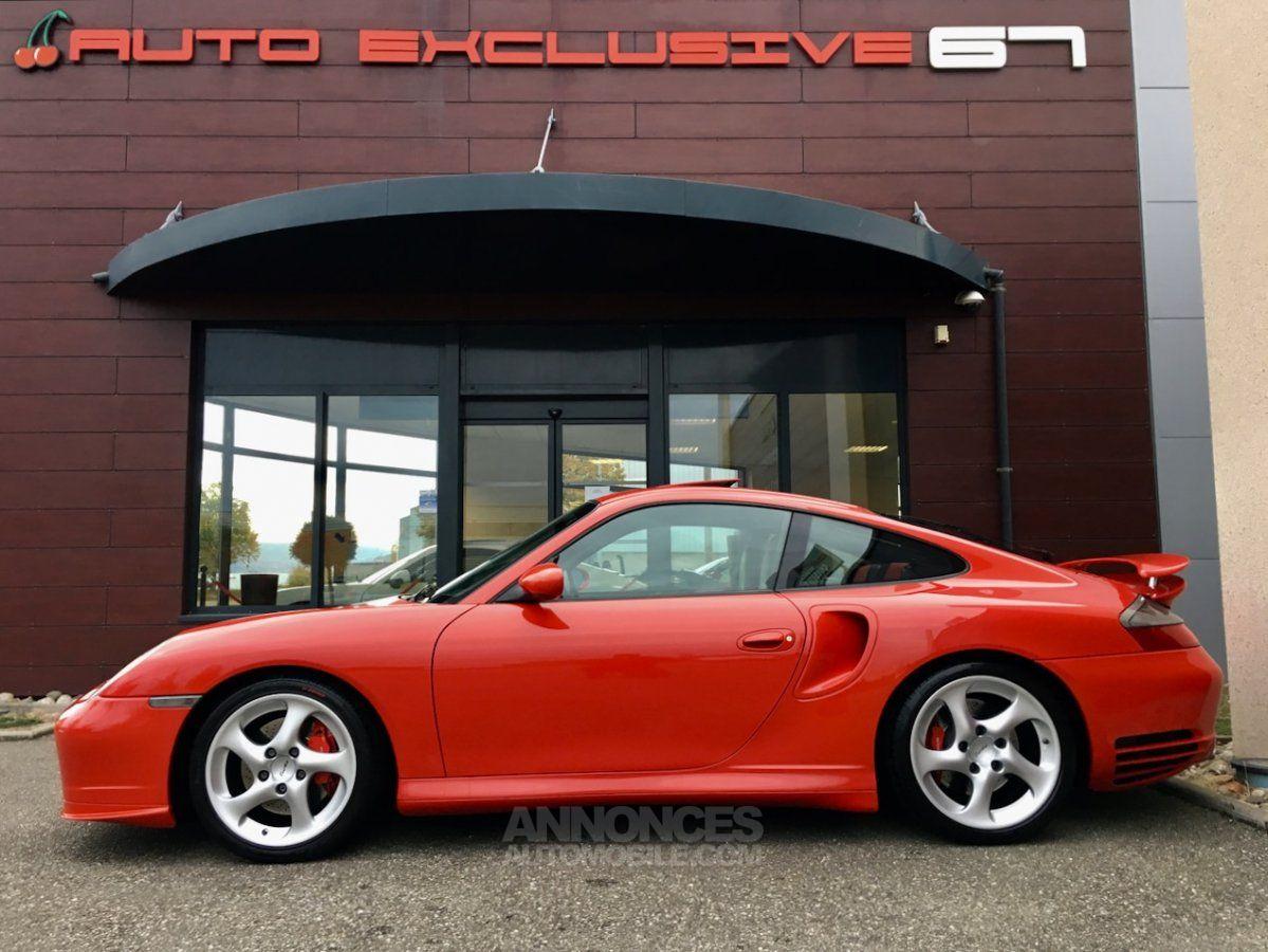 porsche 996 911 type 996 turbo 420 porsche exclusive rouge indien occasion s lestat bas rhin. Black Bedroom Furniture Sets. Home Design Ideas