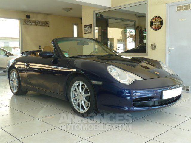 occasion porsche 996 cabriolet c4 2001