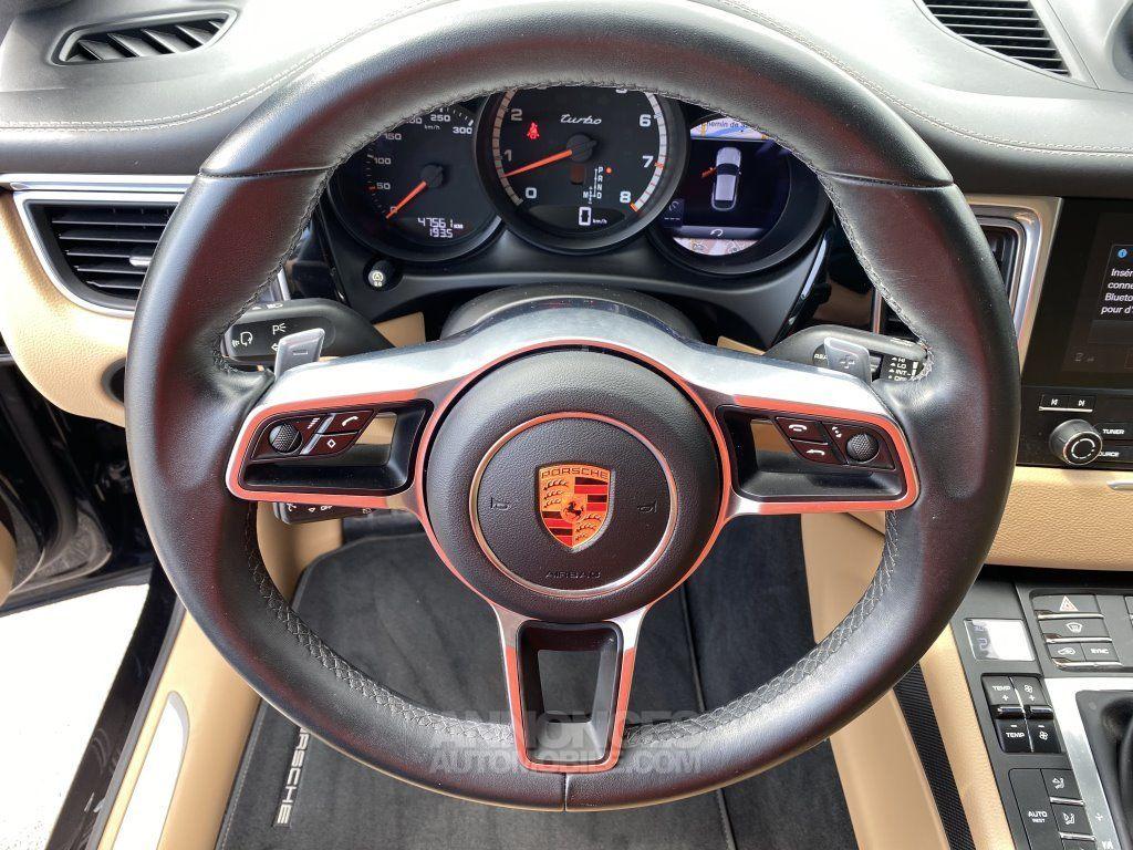 Porsche Macan 3.6L V6 TURBO PACK PERFORMANCE - <small></small> 76.890 € <small>TTC</small> - #14