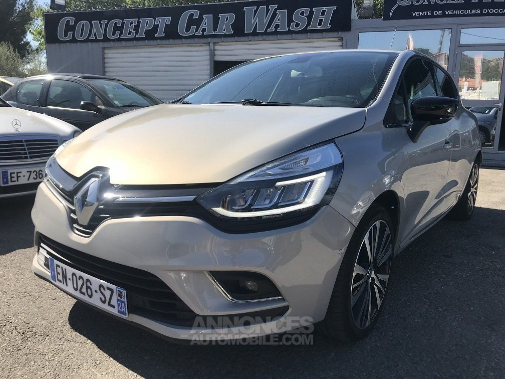 Renault clio initial paris champagne metal occasion vitrolles bouches du rhone 13 n 4080255 - Garage renault occasion paris ...