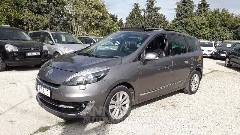 occasion renault grand scenic 3 iii 2 1 5 dci 110 initiale edc 7places diesel linas 91