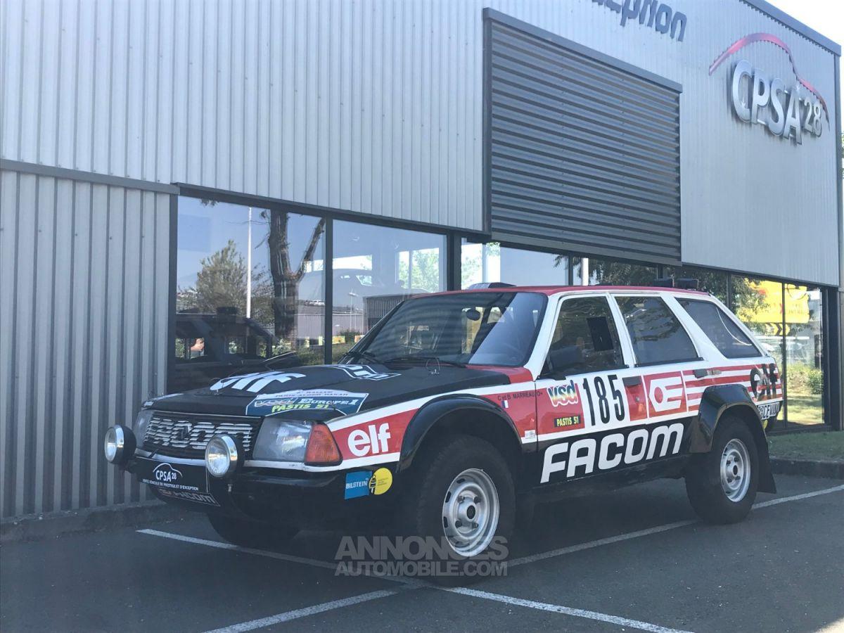 Occasion Renault R18 4x4 BREAK essence - Fontenay-sur-eure, (28 ...