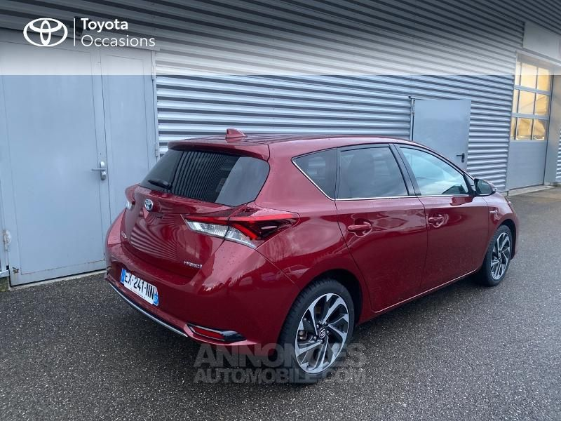 Toyota Auris HSD 136h TechnoLine RC18 - <small></small> 20.990 € <small>TTC</small> - #18
