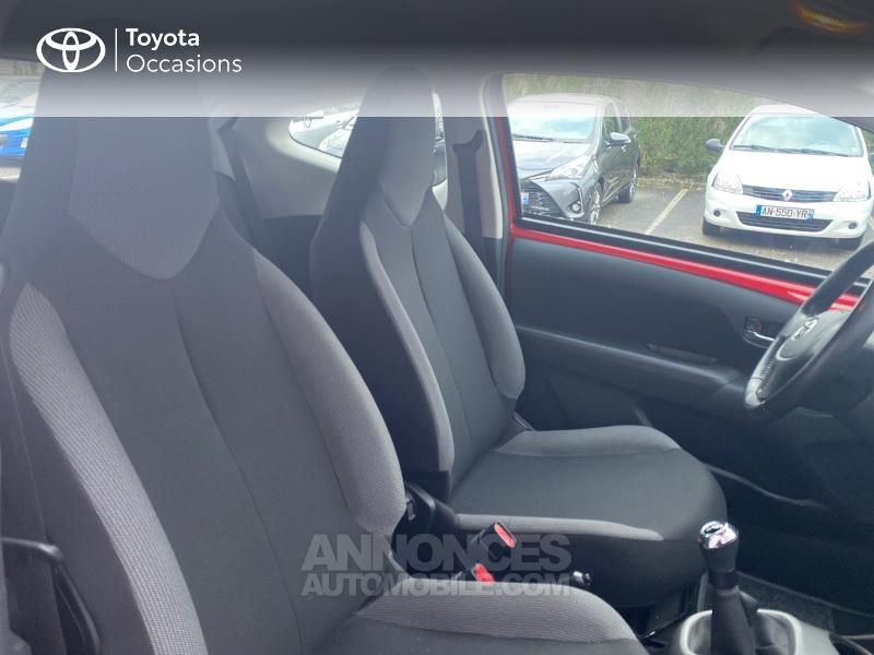 Toyota Aygo 1.0 VVT-i 69ch x-red 3p - <small></small> 8.290 € <small>TTC</small> - #6