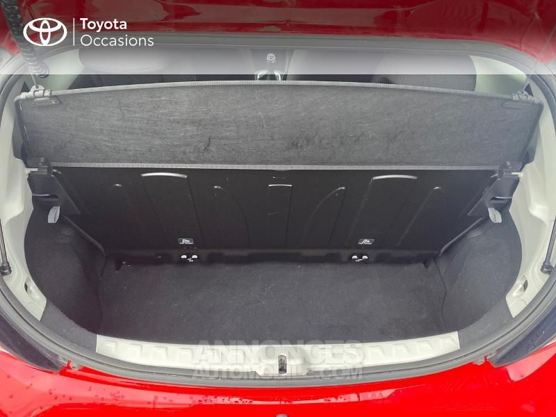 Toyota Aygo 1.0 VVT-i 69ch x-red 3p - <small></small> 8.290 € <small>TTC</small> - #10