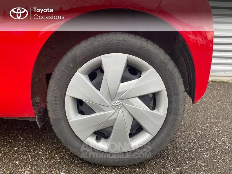 Toyota Aygo 1.0 VVT-i 69ch x-red 3p - <small></small> 8.290 € <small>TTC</small> - #16