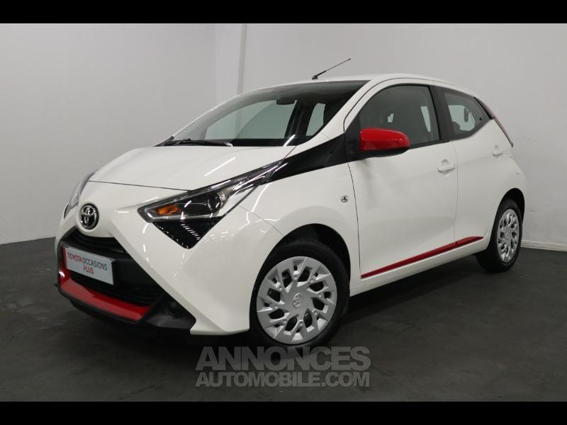 Toyota Aygo 1.0 VVT-i 72ch x-play x-shift 5p MY20 - <small></small> 12.990 € <small>TTC</small> - #8