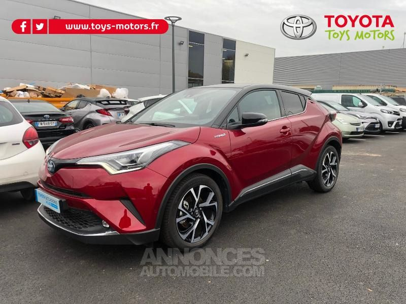 Toyota C-HR 122h Collection 2WD E-CVT RC18 - <small></small> 27.990 € <small>TTC</small> - #1