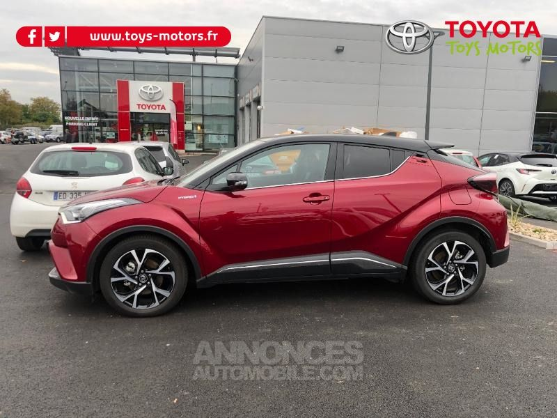Toyota C-HR 122h Collection 2WD E-CVT RC18 - <small></small> 27.990 € <small>TTC</small> - #2