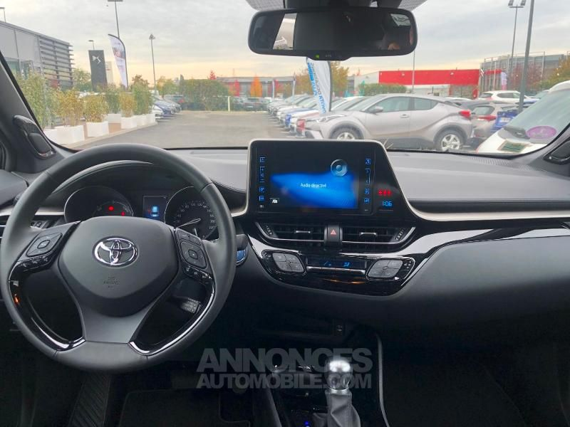 Toyota C-HR 122h Collection 2WD E-CVT RC18 - <small></small> 27.990 € <small>TTC</small> - #7